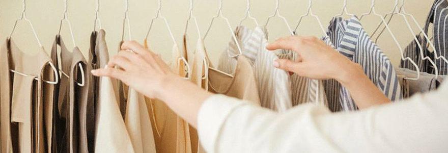 vêtements en lin